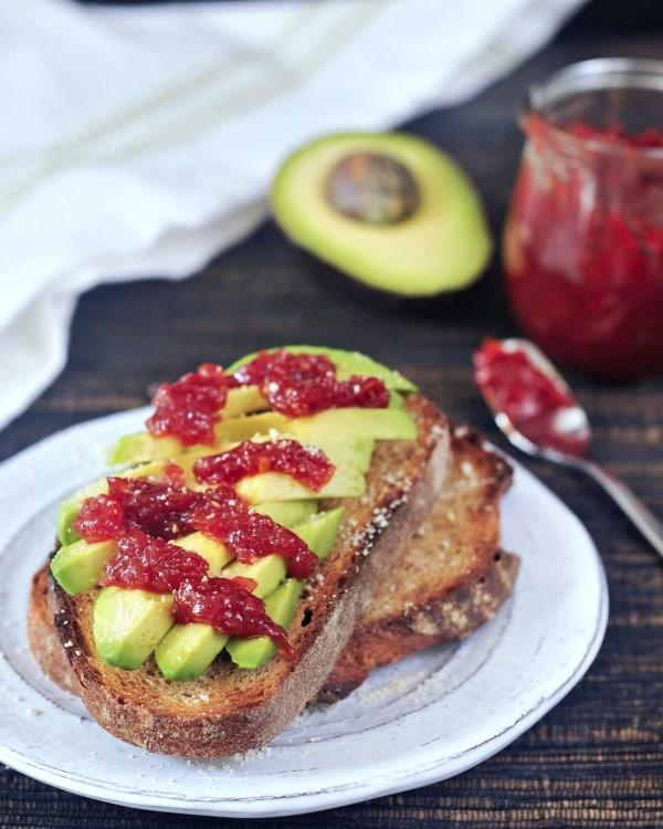 Easy Tomato Refrigerator Jam @spabettie #vegan #glutenfree #oilfree #jam