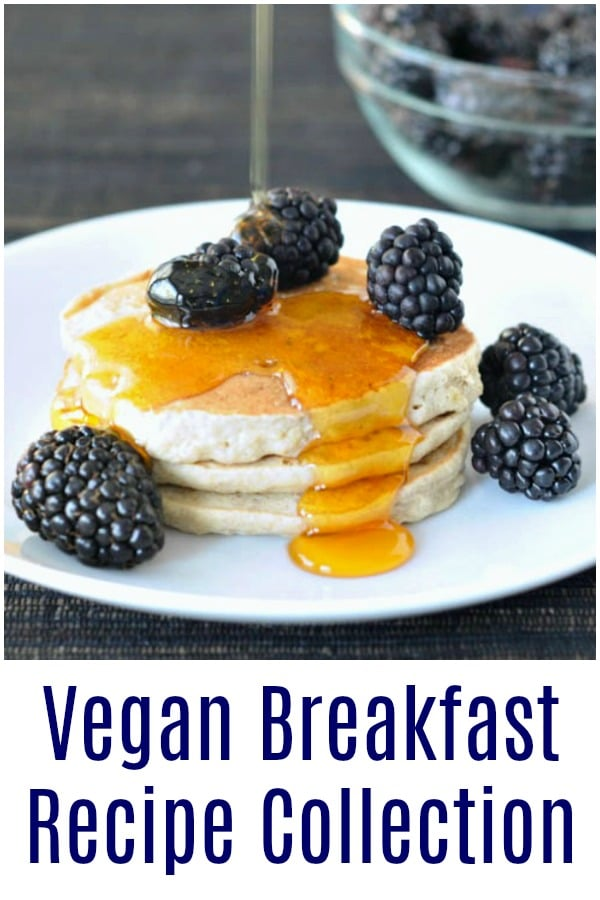 Vegan Breakfast Recipe Collection @spabettie #vegan #dairyfree #breakfast