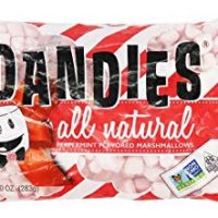 DANDIES Peppermint Marshmallows, 10 Ounce