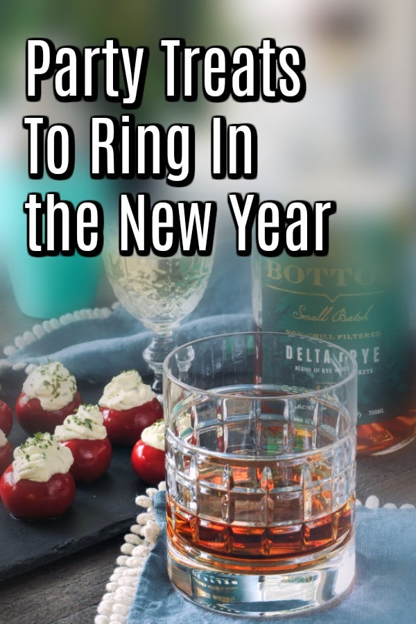 Party Treats and Snacks To Ring In the New Year @spabettie #vegan #party #cocktails #recipes #appetizers