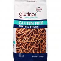 Gluten Free Pretzel Sticks