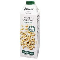 Elmhurst - Unsweetened Cashew Milk - Vegan