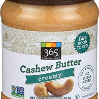 365 Everyday Value, Cashew Butter Creamy, 16 Ounce