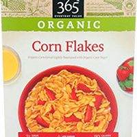 365 Everyday Value, Organic Corn Flakes, 12 Ounce