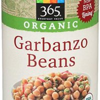 365 Everyday Value, Organic Garbanzo Beans, 15.5 Ounce