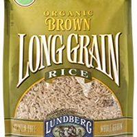 Lundberg Family Farms Organic Long Grain Rice, Brown, 32 Ounce