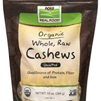 Raw Organic Cashews