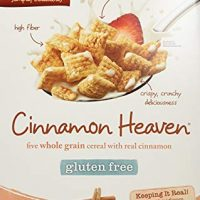 Van's Natural Foods - Cinnamon Heaven, Whole Grain Gluten Free Cereal (Also NO; Dairy, Corn & Egg), Get SIX Boxes and SAVE, Each Box has 11 Oz (Pack of 6)