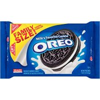Oreo Chocolate Sandwich Cookies - Family Size, 3.1 Ounce, Pack of 1