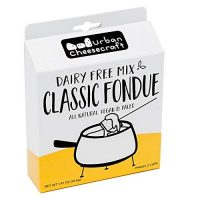 URBAN CHEESECRAFT ALL-NATURAL DAIRY-FREE CLASSIC FONDUE CHEESE MAKING MIX 1.47 OZ.