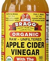 Bragg Organic Raw Apple Cider Vinegar, 16 Ounce