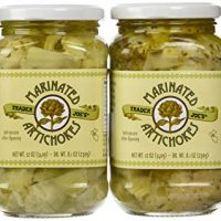 Trader Joe's Marinated Artichokes, 12 oz Jar (2 Pack)