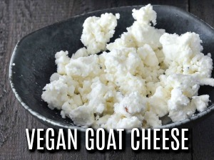 vegan goat cheese recipe