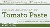 365 Everyday Value, Double Concentrated Tomato Paste, 5.3 Ounce