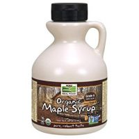 Organic Maple Syrup, Grade A, 16-Ounce