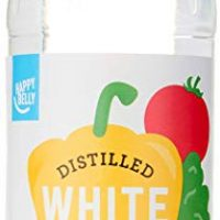 Amazon Brand - Happy Belly White Distilled Vinegar, 16 Fluid Ounces