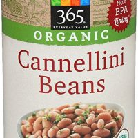 365 Everyday Value, Organic Cannellini Beans, 15 Ounce