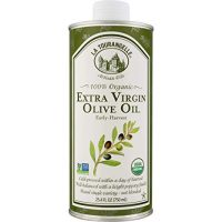 La Tourangelle Organic Extra Virgin Olive Oil, 25 Oz