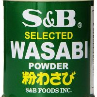 S&B Wasabi Powder, 1.06-Ounce