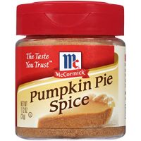 McCormick Pumpkin Pie Spice, Pumpkin Flavored Fall Spice, 1.12 oz