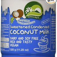 Sweetened Condensed Coconut Milk, 11.25 Ounce