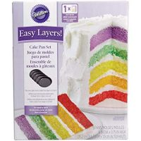 Wilton 2105-0112 Easy Layers 6 Inch (Set of 5)