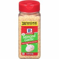 Minced Garlic, 9 oz